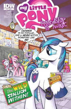 My Little Pony: Friendship is Magic Issue #12 Cover A by Andy Price