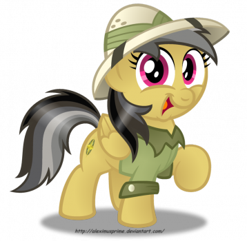 Daring Do by AleximusPrime