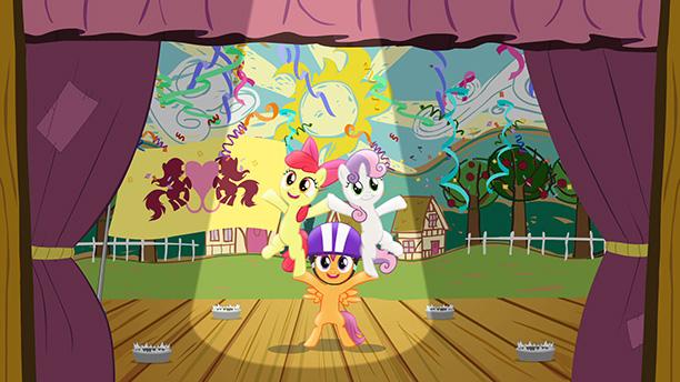 Quarta Temporada: Ep 5: Flight to the Finish  My-Little-Pony-Friendship-Is-Magic